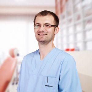 Doktor Łukasz Kwieciński Kraków