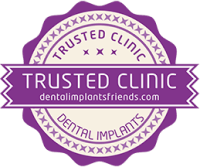 logo trusted clinic